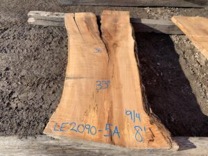 figured maple slab, high quality lumber, tabletop