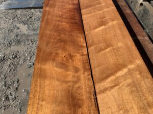 figured genuine mahogany lumber, wooden tops, premium lumber, hardwood lumber