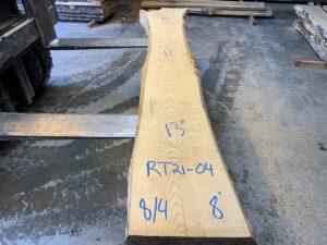 live edge ash slab, ash lumber, wooden tops, rustic tops