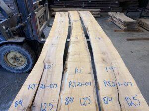 live edge hard maple tabletop, rustic top, hardwood lumber