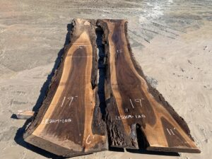 live edge walnut slab, wooden tops, premium lumber