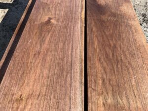 figured walnut lumber, wooden tops, hardwood lumber, unsteamed walnut