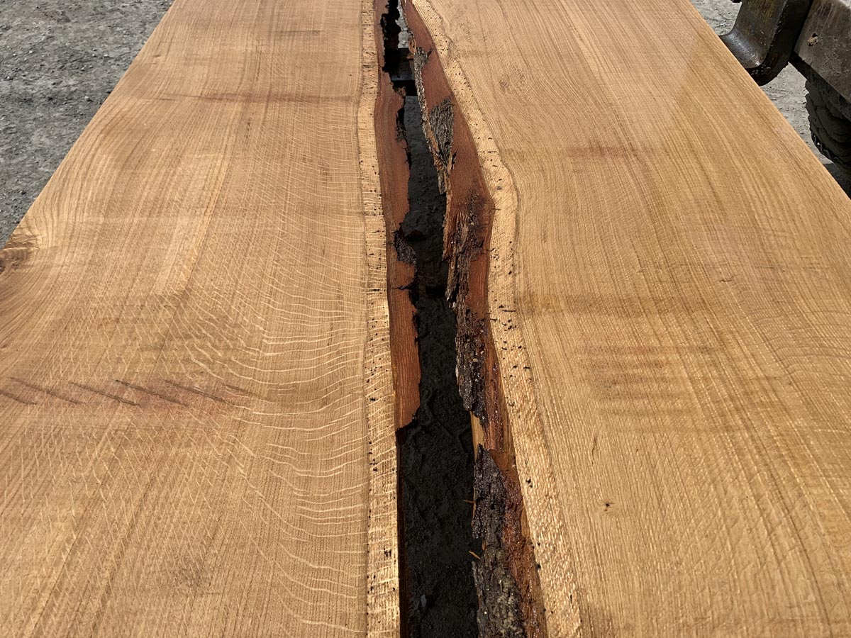 quartersawn white oak, wide white oak lumber, premium lumber