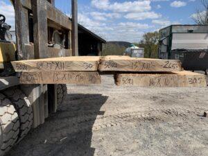 live edge ash lumber, premium lumber, hardwood tops