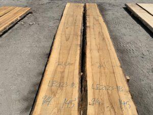 live edge ash slab, hardwood tops, premium lumber