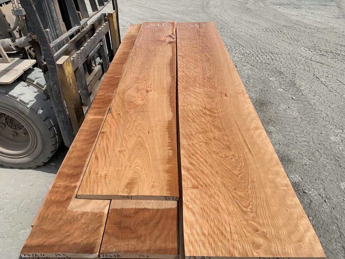 curly cherry lumber, premium lumber, high quality curly cherry