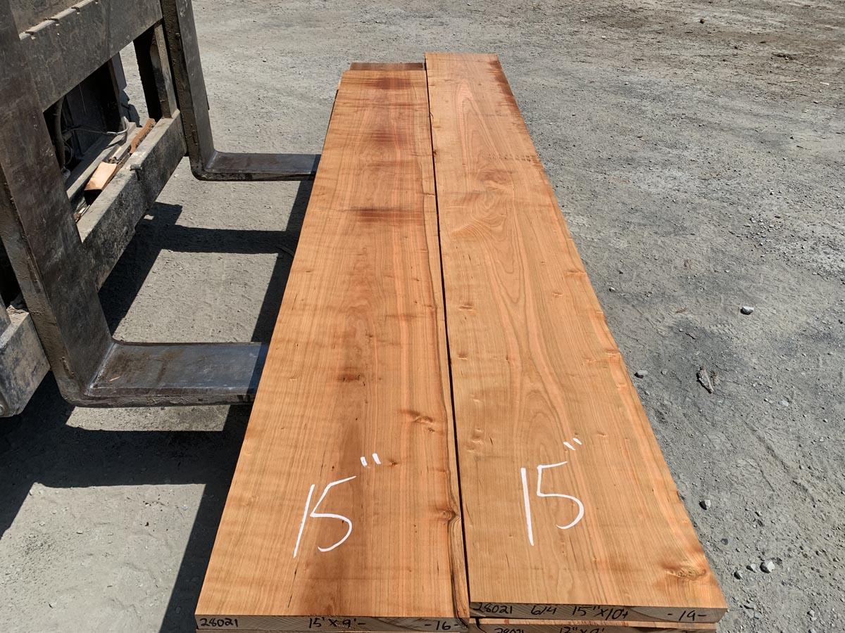 cherry lumber, wide cherry lumber, premium lumber