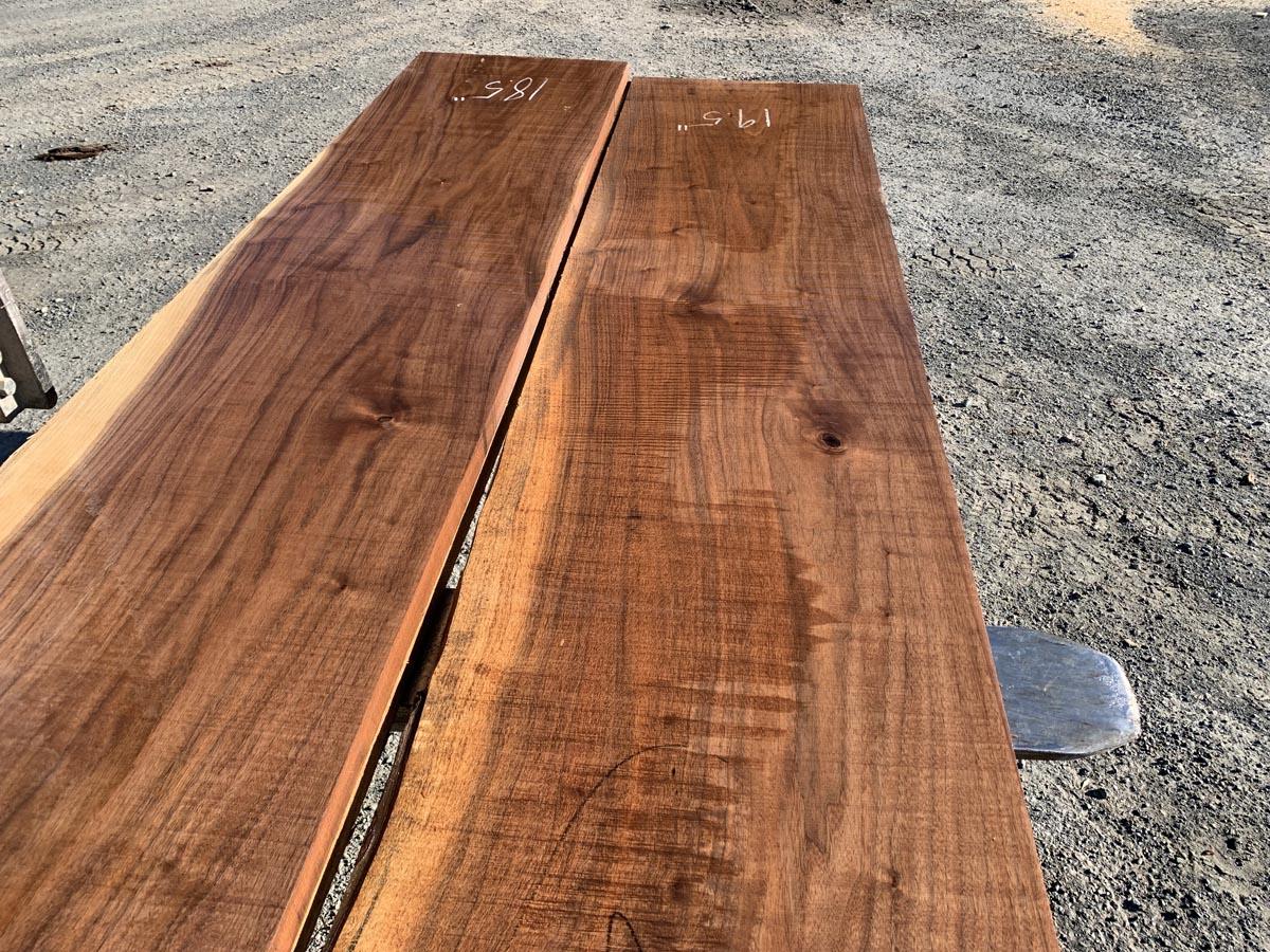 walnut tabletop, walnut lumber, unsteamed walnut, high quality walnut